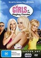 GIRLS OF THE PLAYBOY MANSION SEASON 1 *NEW+SEALED*  DVD