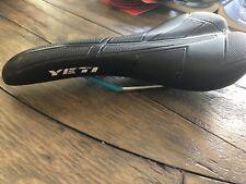 YETI WTB Custom Volt Chromalloy Rail Mountain Enduro Bike Saddle Seat 234g