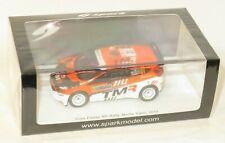 1/43 Ford Fiesta R5 Tommi Makinen Racing Monte Carlo Rally 2019 T. Katsuta