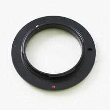46mm Objektiv Makro Adapter Ring Umkehrring Umkehr Makroring für Micro 4/3 MFT