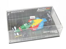 1/43 BENETTON FORD B188 1988 Stagione A. NANNINI