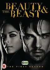 BEAUTY AND THE BEAST Complete Series 1 SEALED/NEW First Season one 5030697019790