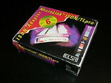 Elsa MicroLink ISDN/TL pro Modem extern neuwertig !!!                        *25