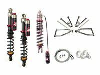 LSR Lone Star Sport A-Arms Elka Stage 4 Front Rear Shocks Kit Honda TRX250R 250R