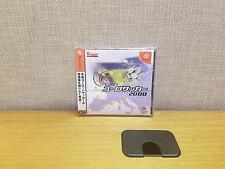 Japanese Sega Dreamcast Super Euro Soccer 2000, Brand New, Sealed!