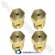 4 X P6071309 PITCO GAS FRYER BURNER INJECTOR ORIFICE JET SIZE 53 FOR 35C+ 45C+