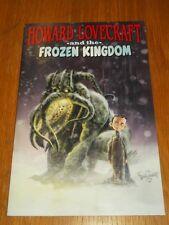 Howard Lovecraft Frozen Kingdom *£55 on Amazon* SCARCE (PB)< 9781897548547