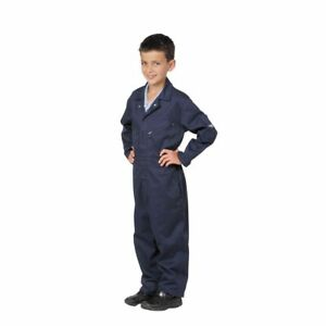 sUw - Kids Youth's Workwear Coverall Boilersuit