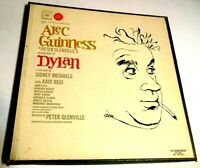 Dylan Alec Guinness In Peter Glenville's Production Of 3x LP BOX & Booklet PROMO