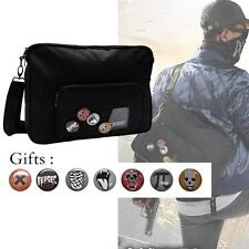 Game Watch Dogs 2 Marcus Holloway Cosplay Bag Cross Body With Badges Gift New