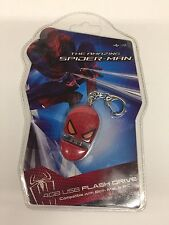 The Amazing Spider-Man 4GB USB Flash Drive - for Mac & PC, Brand New, Spiderman