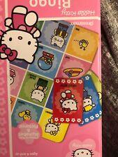 hello kitty bingo. And hello Kitty Scrapbook