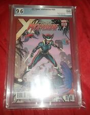 """MARVEL ALL-NEW WOLVERINE #33 PGX 9.6 """"1st App Old Woman Laura"""""""