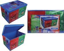 Boites et coffres à jouets en toile pour enfant