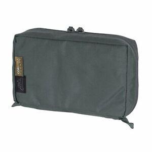 Helikon-Tex EDC Insert Pouch Large - Cordura® - Shadow Grey Klett Tasche