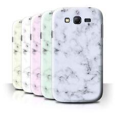 Étuis, housses et coques blancs Samsung Galaxy Grand pour téléphone mobile et assistant personnel (PDA)