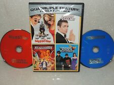 Big Fat Liar/ Johnny English/ Thunderbirds/ Rocky & Bullwinkle (DVD) Mint Cond!
