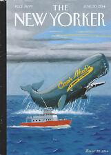 The New Yorker Magazine June 2014 Cap'n Ahab's Obama Iraq World Cup Jane Gardam