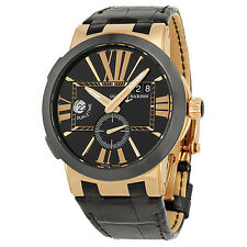 Ulysse Nardin Executive Dual Time Mens Watch 246-00-42