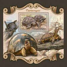 Mozambique - 2018 Turtles & Tortoises - Stamp Souvenir Sheet - MOZ18112b