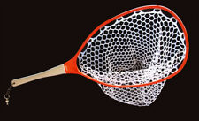 BRODIN PISCES CARBON GHOST NET - Wat Kescher - ORANGE