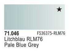 Vallejo Pale Blue Grey Model Air Color 17ml Bottle Paint 71.046 VLJ71046