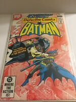 1982 DC Comics Detective Comics Batman #512 NM- 9.2