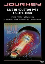 828768305799 Live in Houston 1981 The Escape Tour With Journey DVD Region 1