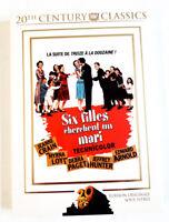 Six filles cherchent un mari - MYRNA LOY - DVD très bon état