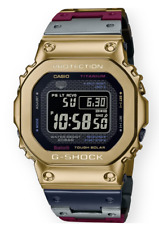 Casio G-Shock Titanium Material TranTixxii GMWB5000TR-9 Multi-Band 6 Bluetooth