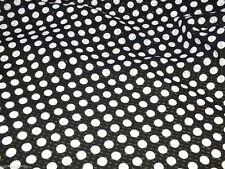 Gepunktete Dekostoffe aus Polyester