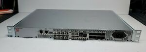 Brocade 300 BR-320-0008 24 Ports  Switch #DD