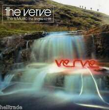 THE VERVE / THIS IS MUSIC - THE SINGLES 92-98  * NEW & SEALED CD * NEU *