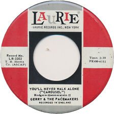 Gerry And The Pacemakers - You'll Never Walk Alone / Away From You near mint ...
