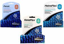 Seachem 3 Piece Treatment Kit,1-Focus,1-Metroplex, and 1-Kanaplex (5 Grams Each)