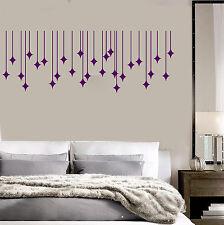 Vinyl Wall Decal Stars Decoration Bedrooms Room Art Stickers (ig3774)