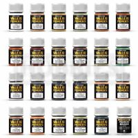 Vallejo Pigments Model Weathering Paint Full Range Set 35ml Bottles Binder