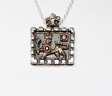 Armenian Kingdom Silver Pendant