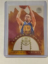 STEPHEN CURRY 2016-17 COURT KINGS ARC-EOLOGISTS RARE Golden State WARRIORS!