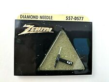 Vintage Zenith Diamond Needle Stylus 557-DS77 New in Package