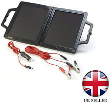 Visua 2 Watt 12V Solar Panel Trickle Car Battery Charger Free Delivery