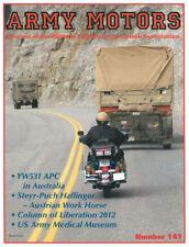 ARMY MOTORS 141 / SUPPLY LINE US ARMY MEDICAL_STEYR-PUCH HAFLINGER_PRC YW531 APC