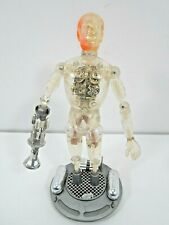 VINTAGE 1975 DENYS FISHER MUTON ACTION FIGURE CYBO MOBILE & PARALYSER 1970'S TOY