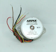 Electric Motor Stepper AIRPAX Volts 5.0 OHMS 4.55 15DEG MX82601-P1 9001  MMH9