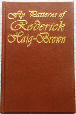 "Art Lingren Book ""Fly Patterns of Rod Haig-Brown"" Leather Bound Edition 1993"