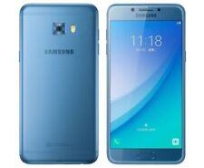 SAMSUNG Galaxy C5 Pro C5010 64GB/4GB Unlocked Smartphone Blue CN Version