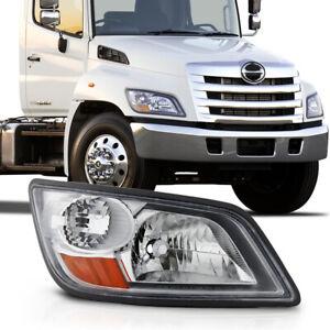 For 06-14 Hino 238 258 268 338 / 06-10 145 165 185 Headlight Lamp Right RH Side