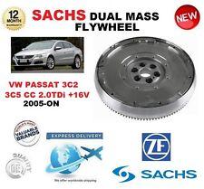 for VW PASSAT 3C2 3C5 CC 2.0 TDI 2005 IN POI SACHS DMF DOPPIO MASSA VOLANO &