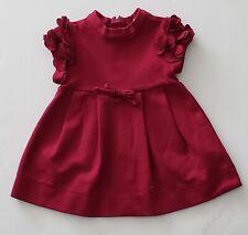 Mayoral Baby Girl Size 6m 68cm Dress Magenta Pink Gorgeous