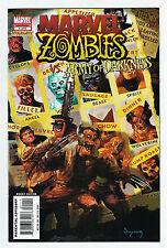 Marvel Zombies VS Army of Darkness 1 NM+ Comic Book 2007 Arthur Suydam 1st Print